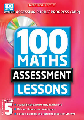 100 Maths Assessment Lesson: Year 5 - 100 Maths Assessment Lessons