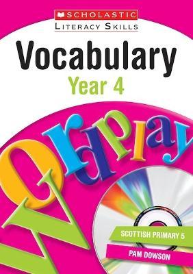 Vocabulary Year 4 - New Scholastic Literacy Skills