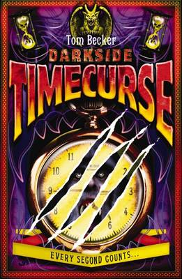 Cover of the book, Timecurse (Darkside, #4).