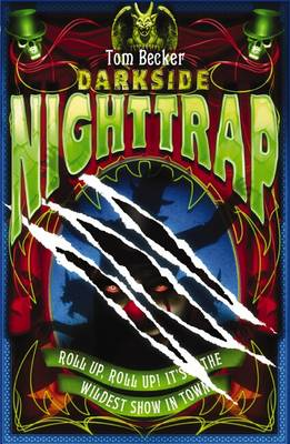 Cover of the book, Nighttrap (Darkside, #3).