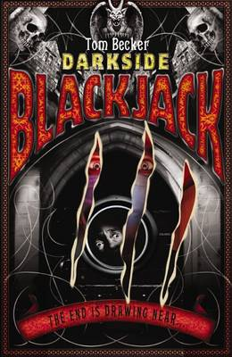 Cover of the book, Blackjack (Darkside, #5).