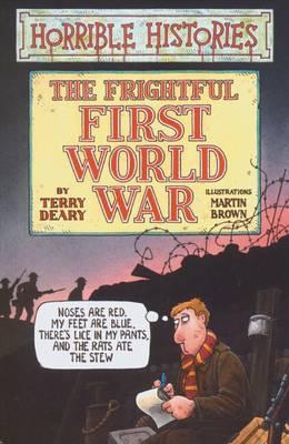 Frightful First World War (Paperback)