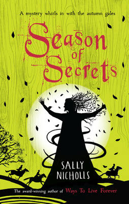 Cover of the book, Season Of Secrets.