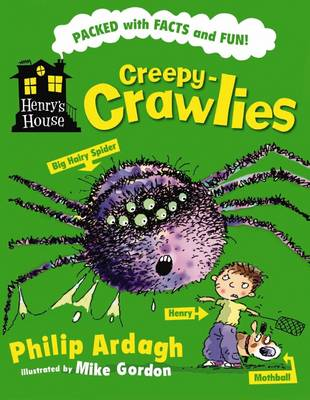 Creepy-crawlies - Henry's House (Paperback)