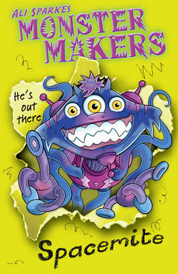 Spacemite - Monster Makers No. 4 (Paperback)