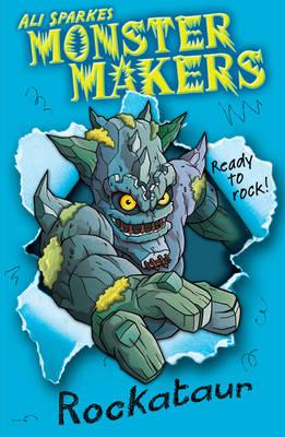 Rockataur - Monster Makers No. 5 (Paperback)