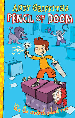 The Pencil of Doom! (Paperback)