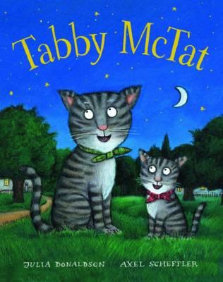 Tabby McTat (Paperback)
