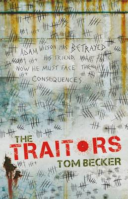 Cover of the book, The Traitors.