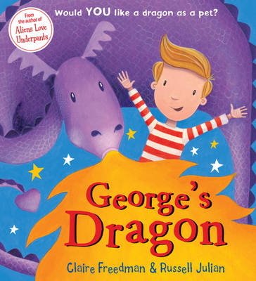 George's Dragon (Hardback)