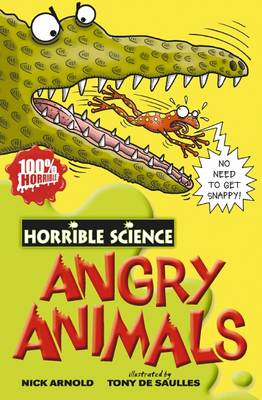 Angry Animals - Horrible Science (Paperback)