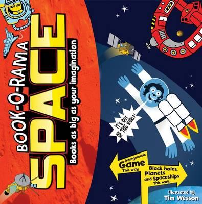 Space - Book-o-Rama (Board book)
