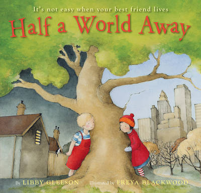 Half a World Away (Paperback)