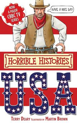 The USA - Horrible Histories Special (Paperback)