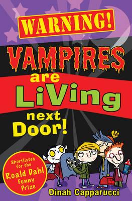 Vampires are Living Next Door! (Paperback)