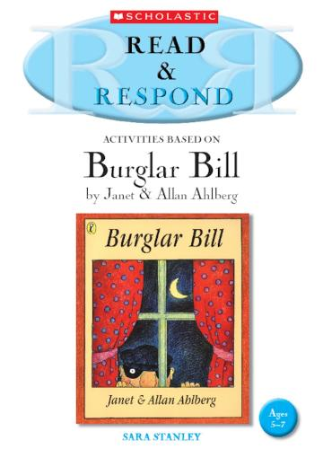Burglar Bill Teacher Resource - Read & Respond (Paperback)