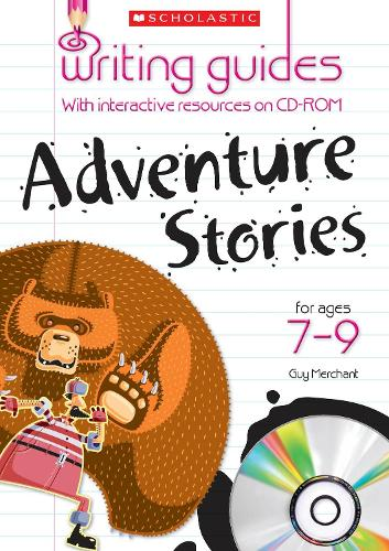 Adventure Stories for Ages 7-9 - Writing Guides