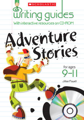 Adventure Stories for Ages 9-11 - Writing Guides