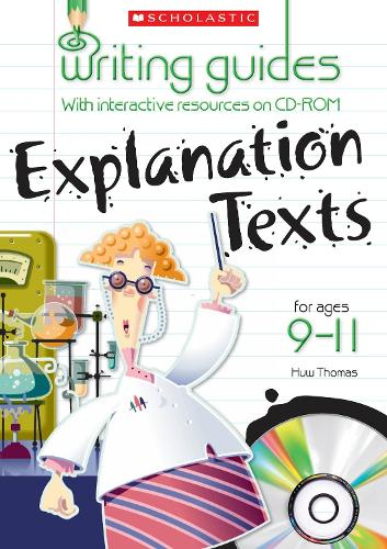 Explanation Texts for Ages 9-11 - Writing Guides