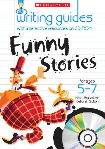Funny Stories for Ages 5-7 - Writing Guides