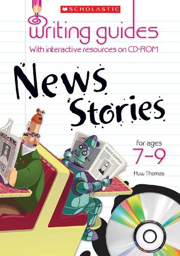 News Stories for Ages 7-9 - Writing Guides