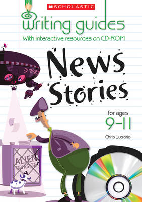 News Stories for Ages 9-11 - Writing Guides