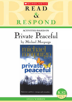 Private Peaceful - Read & Respond (Paperback)
