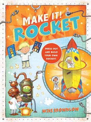 Rocket - Make it (Hardback)