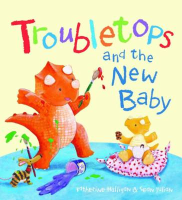 Troubletops and New Baby (Paperback)