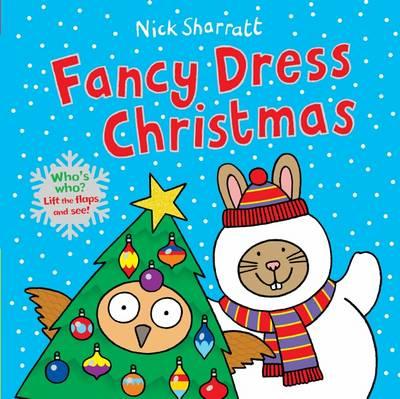 Fancy Dress Christmas (Hardback)
