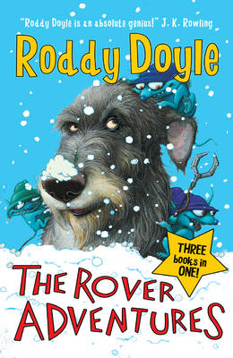 The Extra Big Rover Adventures (Paperback)