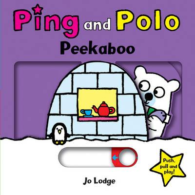 Peekaboo - Ping and Polo Board Books (Board book)