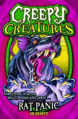 Rat Panic - Creepy Creatures No. 4 (Paperback)