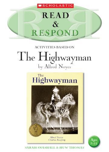 The Highwayman - Read & Respond (Paperback)