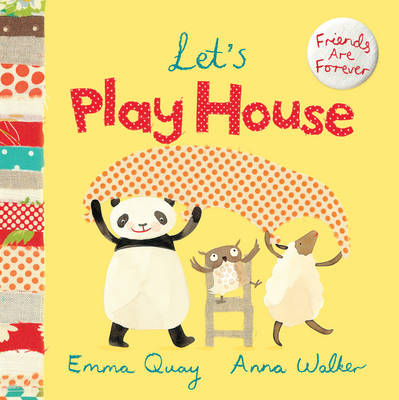 Let's Play House - Friends are Forever (Paperback)