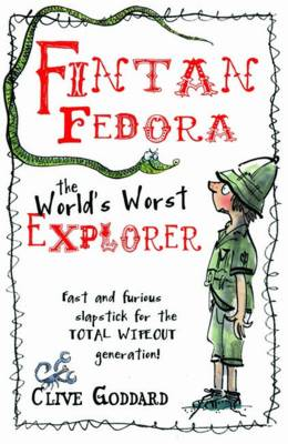 Fintan Fedora: The World's Worst Explorer (Paperback)