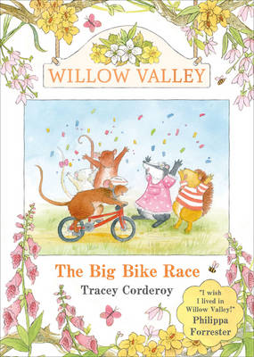 The Big Bike Race - Willow Valley 3 (Paperback)