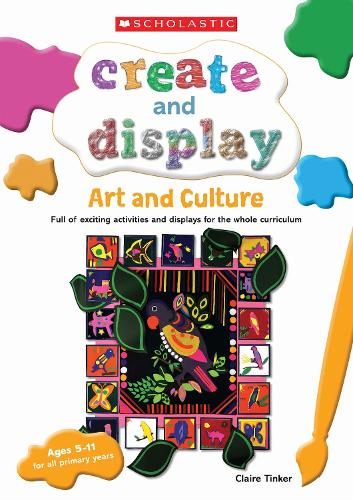 Art and Culture - Create & Display Interactive (Paperback)