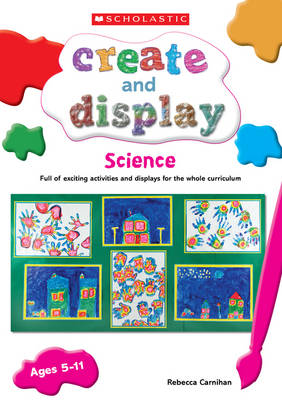 Science - Create & Display Interactive (Paperback)
