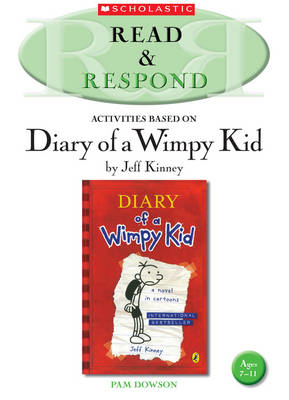 Diary of a Wimpy Kid - Read & Respond (Paperback)