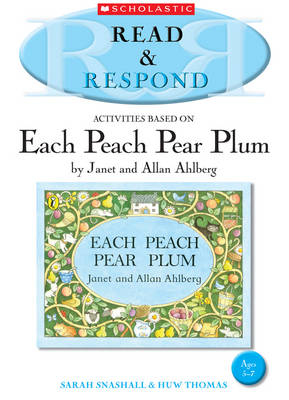 Each Peach Pear Plum - Read & Respond (Paperback)