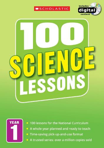 100 Science Lessons: Year 1 - 100 Lessons - New Curriculum