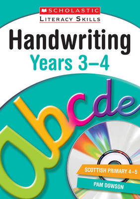 Handwriting Years 3-4 - New Scholastic Literacy Skills