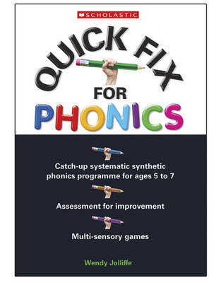 Phonics - Quick Fix for Year 6 (Paperback)
