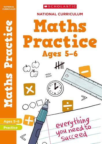 National Curriculum Maths Practice Book for Year 1 - 100 Practice Activities (Paperback)