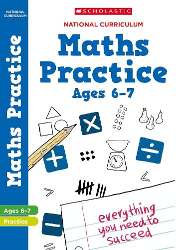 National Curriculum Maths Practice Book for Year 2 - 100 Practice Activities (Paperback)