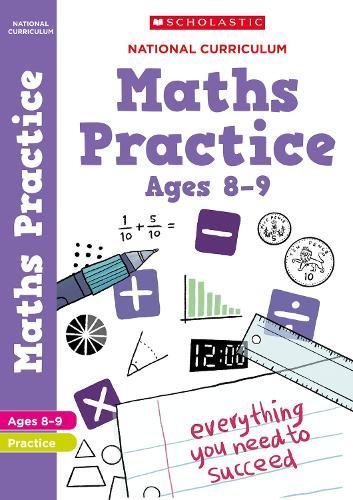 National Curriculum Maths Practice Book for Year 4 - 100 Practice Activities (Paperback)