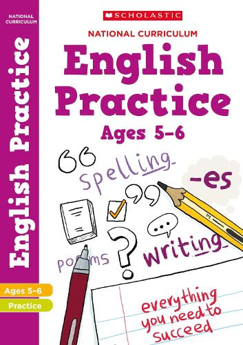 National Curriculum English Practice Book for Year 1 - 100 Practice Activities (Paperback)