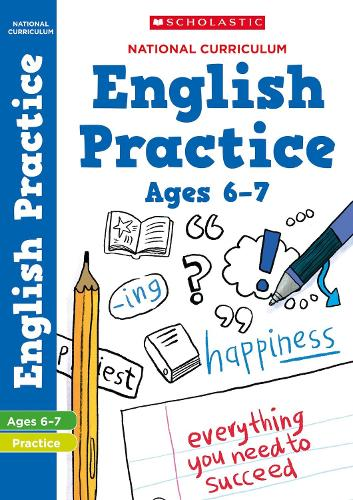 National Curriculum English Practice Book for Year 2 - 100 Practice Activities (Paperback)