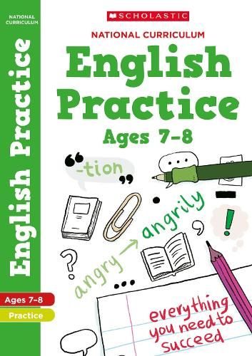 National Curriculum English Practice Book for Year 3 - 100 Practice Activities (Paperback)
